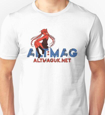 Alt:Mag Promo - Asusa Design T-Shirt