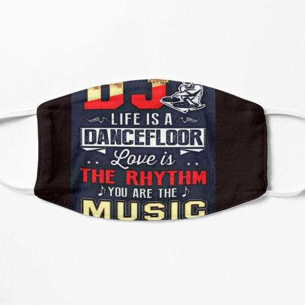Dieu est un DJ Masque sans plis