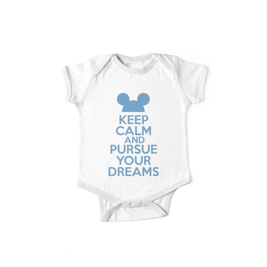 Keep Calm and Pursue Your Dreams 1 by RJ Balde