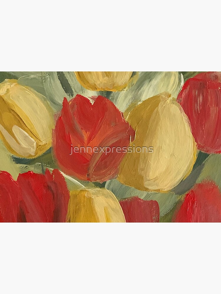 Tulips by jennexpressions