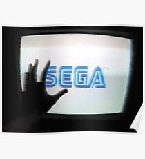 Enter The SEGA Poster
