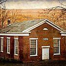 Zion Evangelical Lutheran Church by Debra Fedchin
