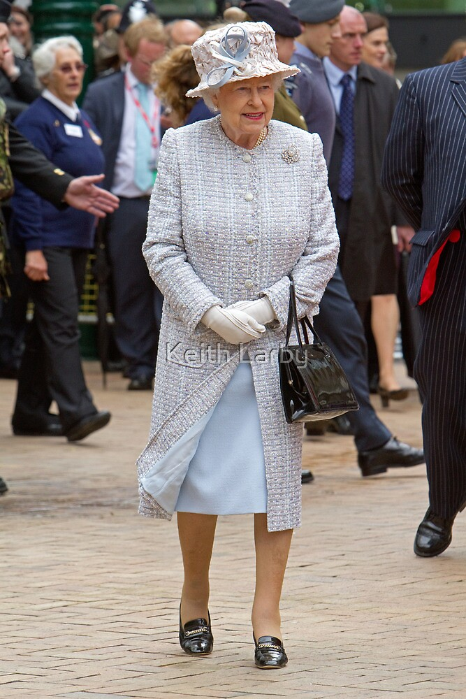 The Queen's Diamond Jubilee visit to Bromley by Keith Larby
