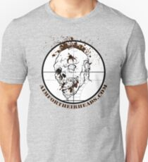 Aim For Their Heads - Zed Shot Unisex T-Shirt
