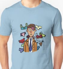 Castiel is confused T-Shirt