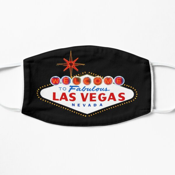 Las Vegas Sign Mask
