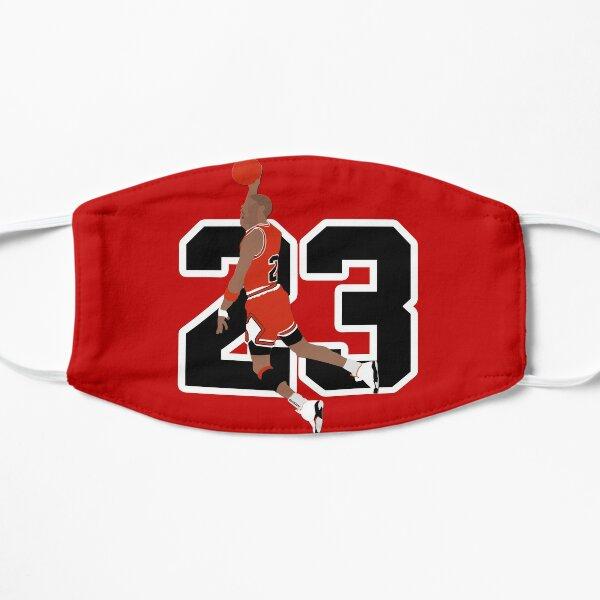 Michael Jordan Mascarilla plana