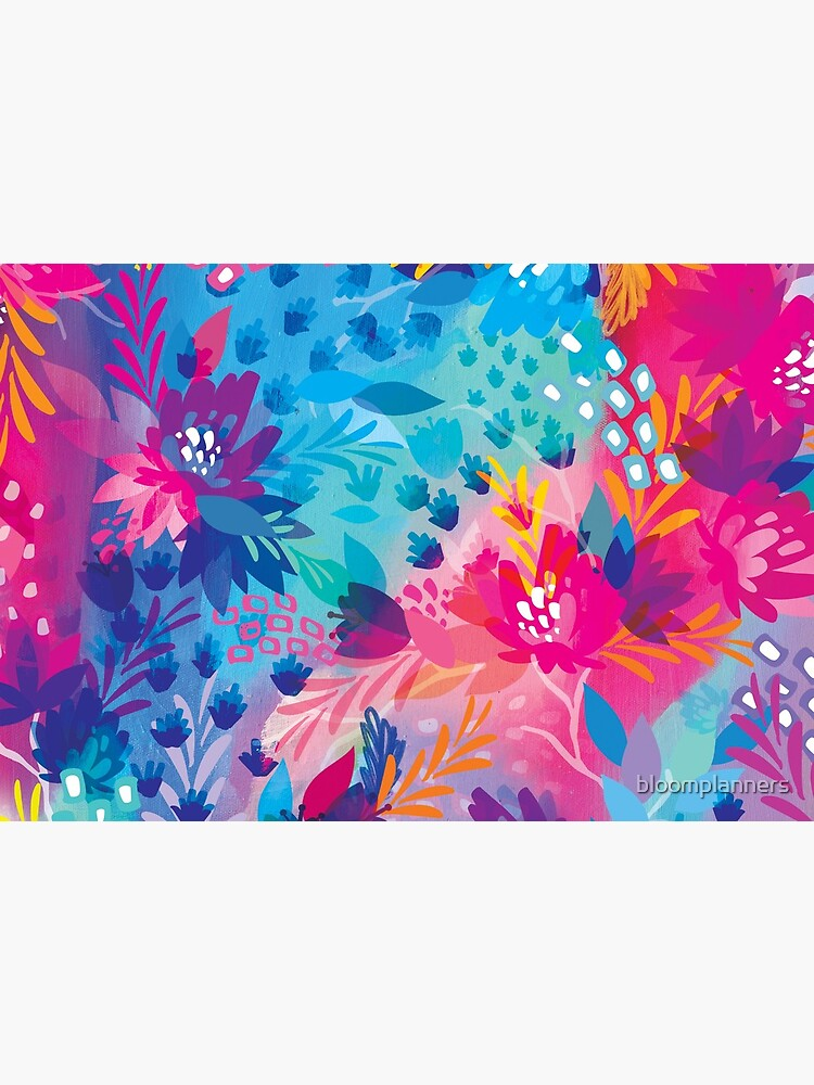bloom daily planners floral jungle by bloomplanners