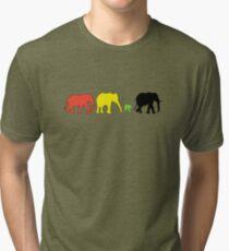 Rasta Eles Tri-blend T-Shirt