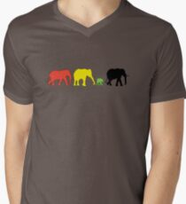 Rasta Eles V-Neck T-Shirt