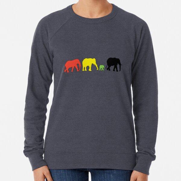Rasta Eles Lightweight Sweatshirt