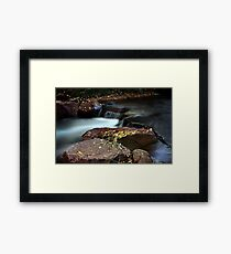 Colorado Water Framed Print
