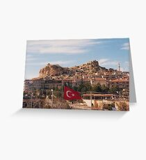 Ürgüp,TURKEY Greeting Card