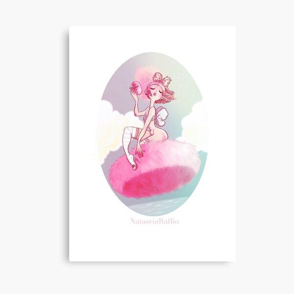 Powderpuff  Canvas Print