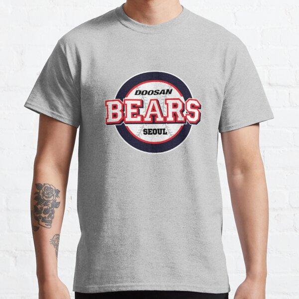 Doosan Bears Seoul KBO Logo Classic T-Shirt