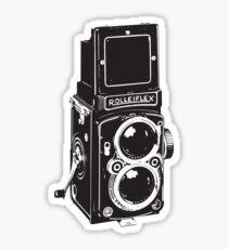 Camera: Rolleiflex Sticker