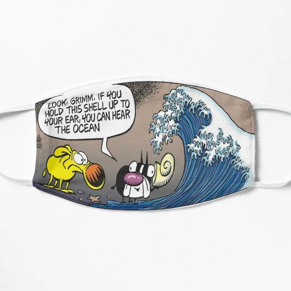 Ocean Mask Flat Mask