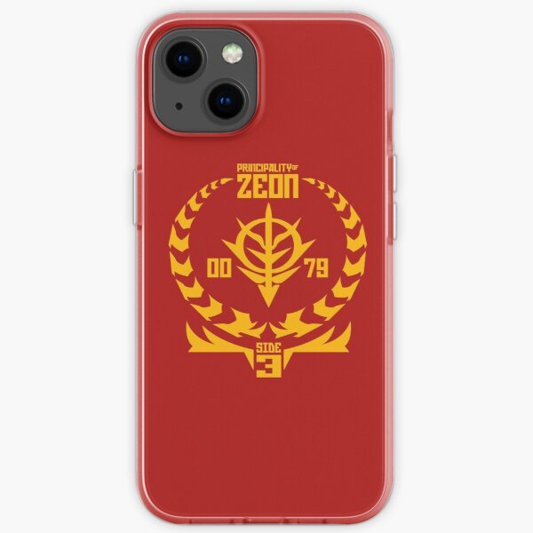 Principality of Zeon iPhone Soft Case