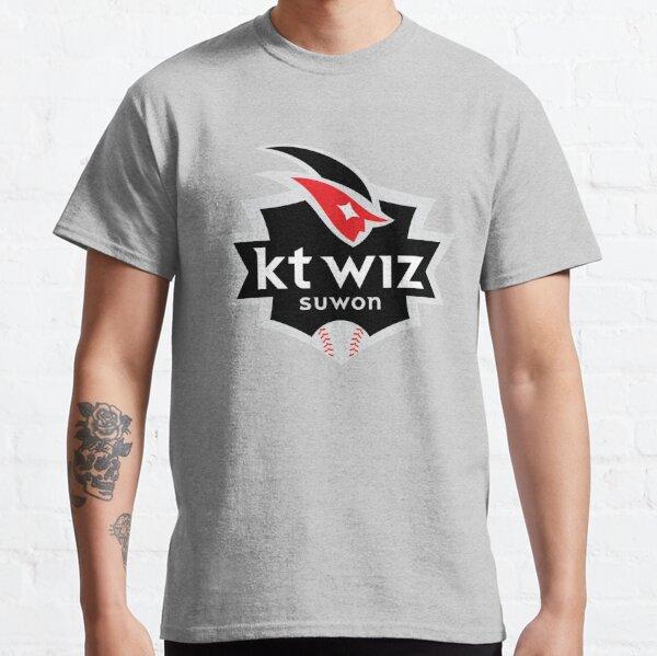 KT Wiz Suwon Baseball KBO Logo Classic T-Shirt