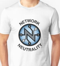 Network Neutrality Unisex T-Shirt
