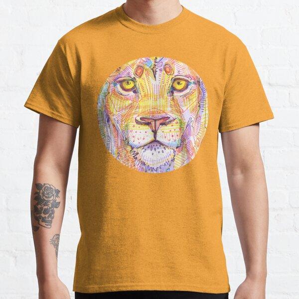Lion Drawing - 2015 Classic T-Shirt