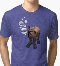 Snorkel Rhino Tri-blend T-Shirt