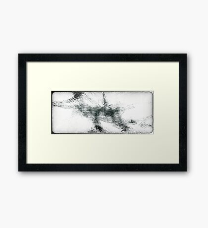 Force of Passion Framed Print
