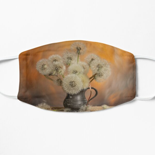 Dandelion seed heads Mask