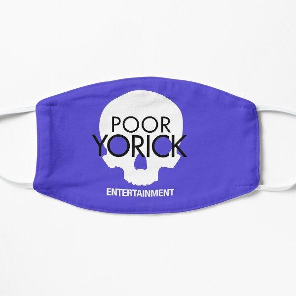 Poor Yorick Entertainment logo cutout Flat Mask