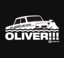 Top Gear - OLIVER!! Richard Hammond