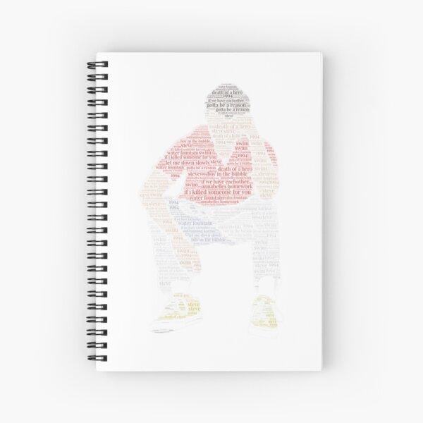 Alec Benjamin Spiral Notebook