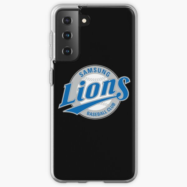 Samsung Lions Seoul KBO Logo Samsung Galaxy Soft Case