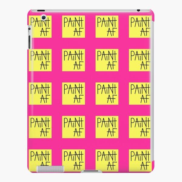 PAiNt AF Merch iPad Snap Case