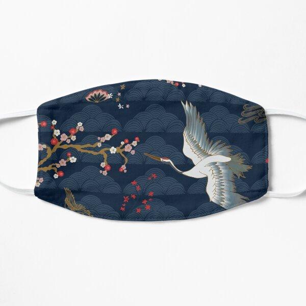 Crane Garden Mask