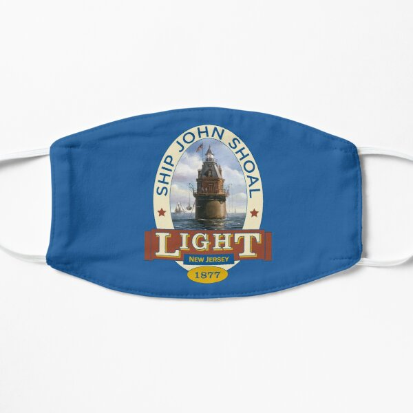 Ship John Shoal Lighthouse Mask
