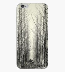 Silent Moments iPhone Case