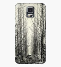 Silent Moments Case/Skin for Samsung Galaxy