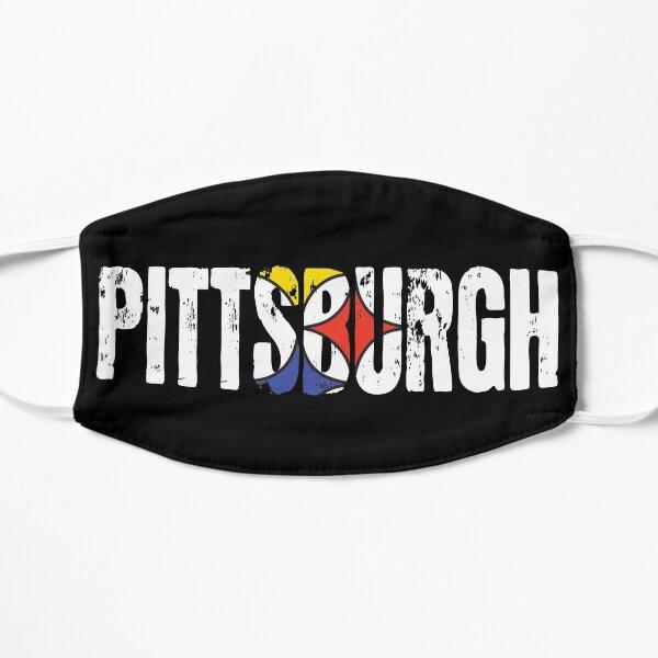 Pittsburgh Football  Flat Mask