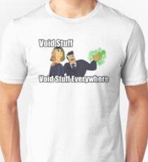 Void Stuff Void Stuff Everywhere T-Shirt
