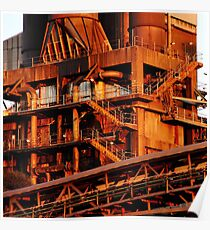 Steelworks 2 Poster