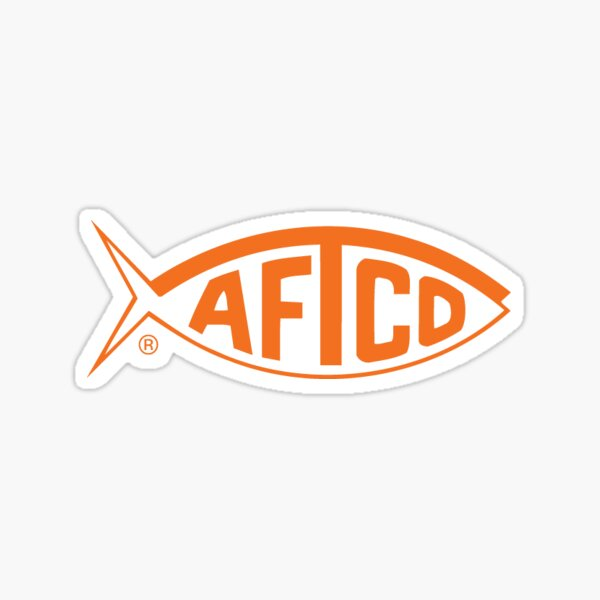 AFTCO American Fishing and tackle company Fishing Decal Sticker