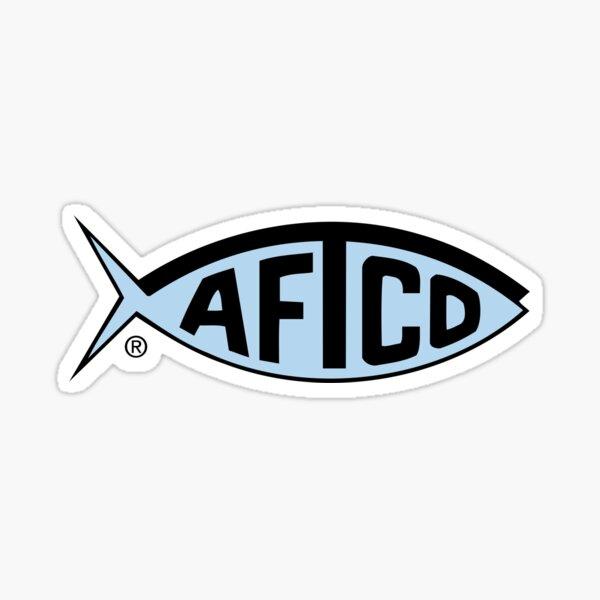 AFTCO Fishing Sticker Sticker