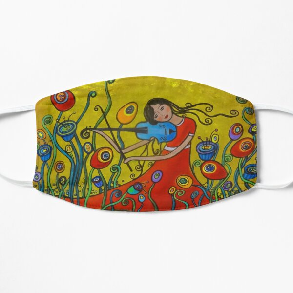 Meadow Song Mask