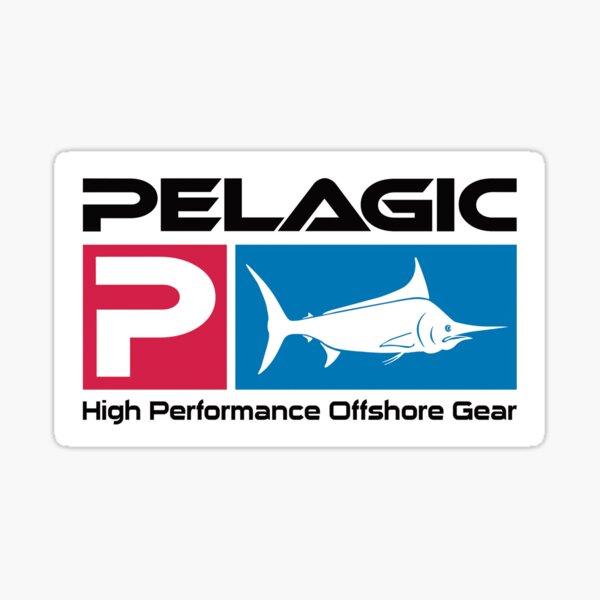 PELAGIC Fishing Sticker Sticker