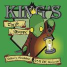 Tonberry King's Thrift Shoppe by LocoRoboCo