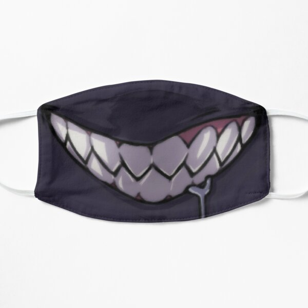 Shark Toothed Grin Mask