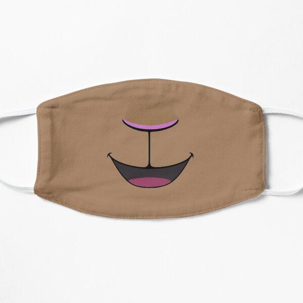 Skip smile Flat Mask