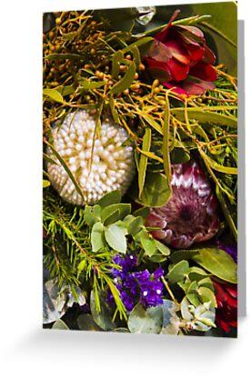Australian bouquet by papillonphoto