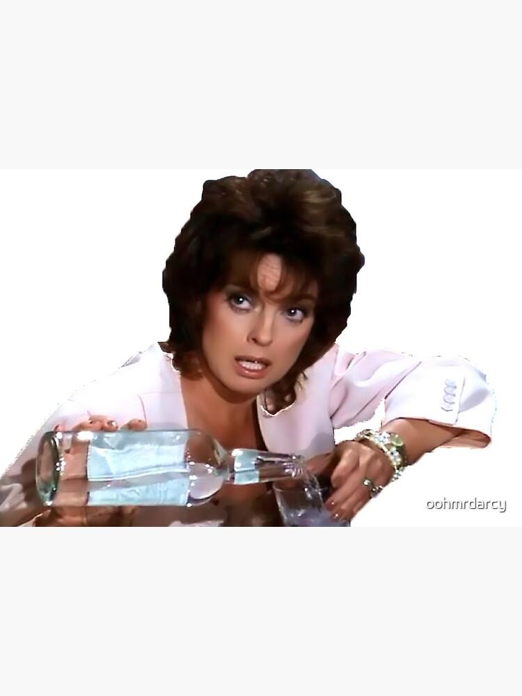 Dallas - Sue Ellen by oohmrdarcy