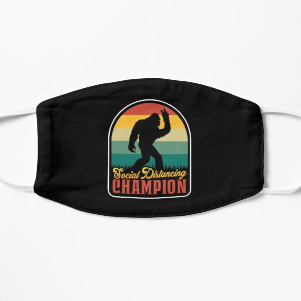 Social Distancing Champion Mask